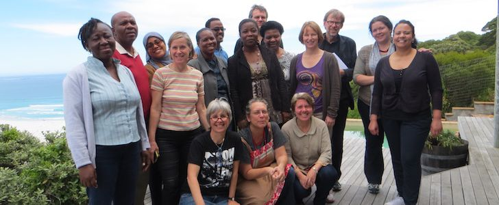 Building an intellectual hub for HPSR in Cape Town South Africa